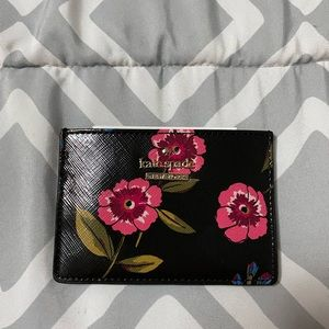 NWT Kate Spade Meadow Card Holder